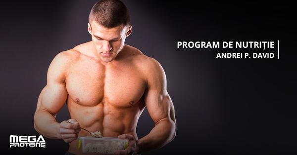 Program de nutritie pentru cei cu buget mic, care doresc sa creasca in masa musculara