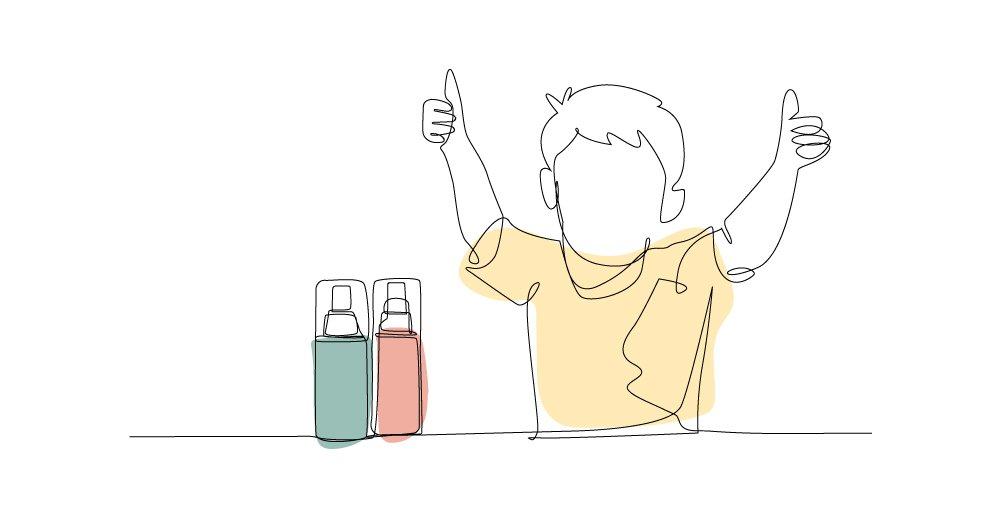 Deodorante pentru copii