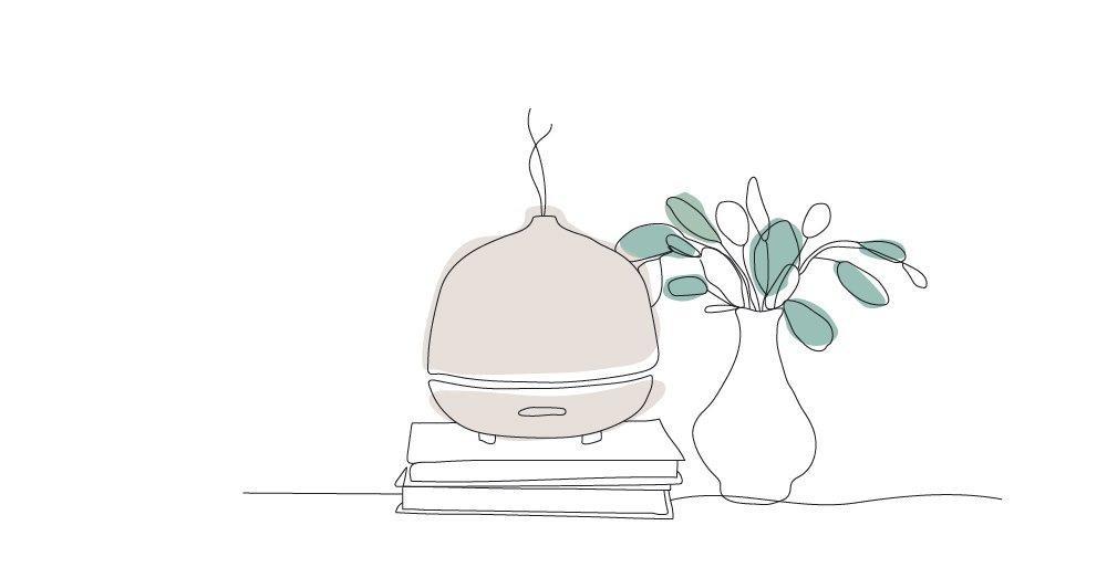 Difuzoare aromaterapie
