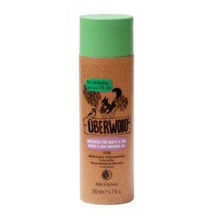 Baby & Kids   Gel de duș & șampon Überwood 200 ml