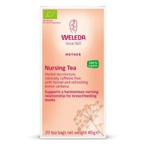 Ceai organic pentru alăptare Weleda | 20 de plicuri