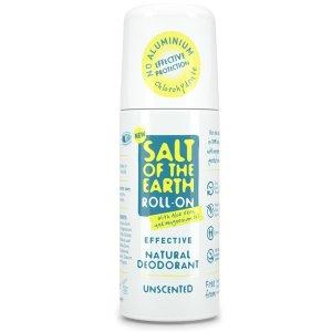 Deodorant natural roll-on unisex Salt of the Earth 75 ml