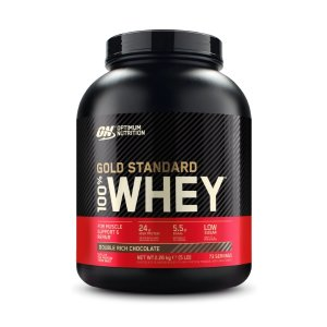 Proteina din zer ON 100% Whey Gold Standard 2.2 kg