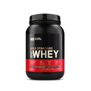 Proteina din zer ON 100% Whey Gold Standard 908 g