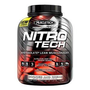 Proteina Muscletech Nitro Tech Performance Series 1.8 kg