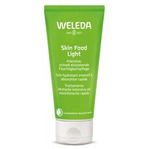 Skin Food Light   Cremă nutritivă pentru ten și corp Weleda 75 ml   Ten uscat