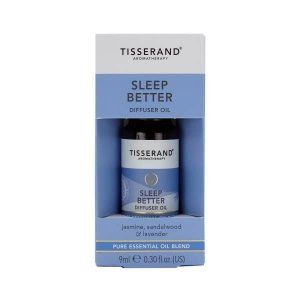 Sleep Better | Ulei esențial pentru difuzor Tisserand Aromatherapy 9 ml