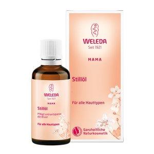 Ulei pentru stimularea lactației Weleda 50 ml